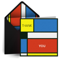 Thank You Blocks card image