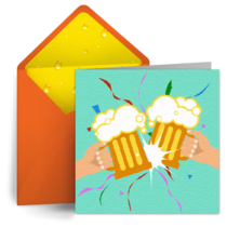Best Friend Beer card image