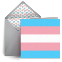Transgender Equality card image