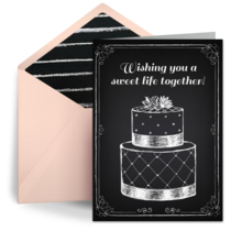 Sweet Life Together card image