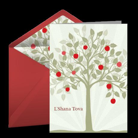 Free rosh hashanah ecards rosh hashanah cards greeting cards free rosh hashanah ecards rosh hashanah cards greeting cards jewish new year greetings punchbowl m4hsunfo
