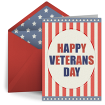 Free ecards for veterans day veterans day cards greeting cards patriotic stars and stripes m4hsunfo