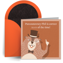 Official groundhog day cards free groundhog day ecards greeting 4f0313608b28d93f3900187a 1463687208 fun groundhog day fact m4hsunfo