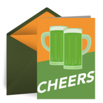 Cheers card image