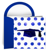 Graduation Dots card image