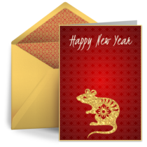 Free chinese new year ecards chinese new year cards greeting cards year of the pig 2019 m4hsunfo