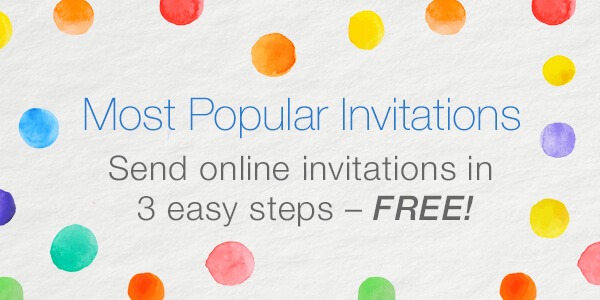 Free Book Club Online Invitations Punchbowl