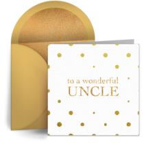 Golden Uncle card image