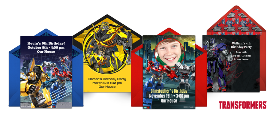 photograph regarding Transformer Birthday Invitations Printable Free identify Cost-free Transformers Invites, Transformers On line