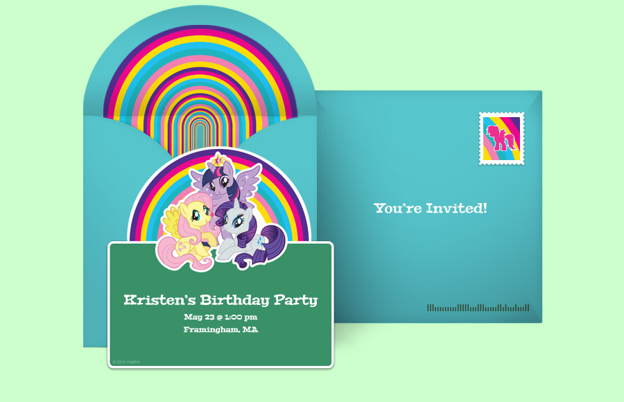 Plan a Rainbows Party!