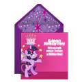 Twilight Sparkle Birthday