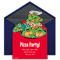 TMNT Classic Pizza Party